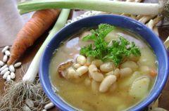 Zupa fasolowa z wk�adk�