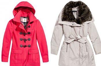 P�aszcze i kurtki Reserved na jesie� i zim� 2012/13