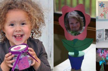 5 pomys��w na dzieci�cy prezent dla babci i dziadka! - s�oik z karteczkami