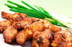 Kurczak w sosie barbecue