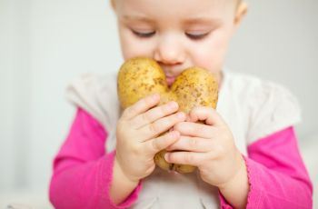 Zabawy z ziemniakami - 5 super pomys��w