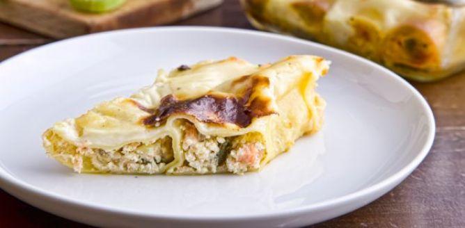 Cannelloni z �ososiem