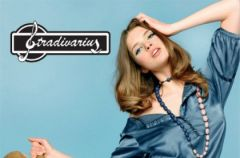 Feel StradiBlue czyli kolekcja marki Stradivarius - wiosna 2009