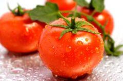 Pomidory w puszystym cie�cie