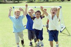 Jak sport wp�ywa na rozw�j dziecka?