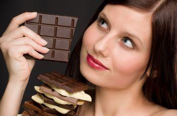 5 powod�w, dlaczego warto je�� czekolad�!