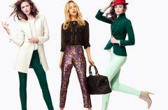 Najmodniejsze spodnie - 30 hit�w sezonu