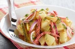 Sa�atki z ziemniakami