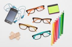 Nowa kolekcja oprawek okularowych  Belutti Color Fun