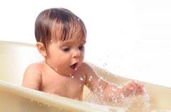 Zdrowa k�piel dla Twojego dziecka