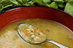 Szybka zupa jarzynowa