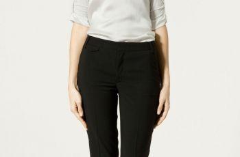 Spodnie z damskiej kolekcji Zara na wiosn�/lato 2011