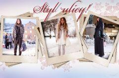 Jesienno-zimowy styl ulicy