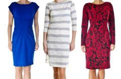 Sukienki Grey Wolf na jesie� i zim� 2012/13