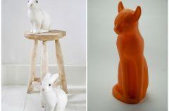 Lampy inspirowane zwierz�tami