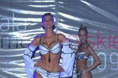 Bielizna i dodatki na Gali Mody Polskiej 2009
