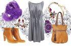 Stylizacje z sukienk� w roli g��wnej