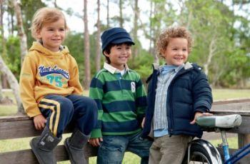 Dzieci�ca kolekcja Next na jesie� i zim� 2009/10