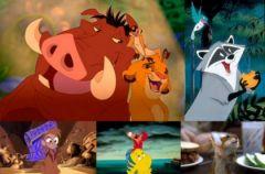 Si�a przyja�ni w �wiecie Disneya - ROZWI�ZANIE KONKURSU!!!