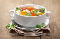 Zupa jarzynowa Montignaca