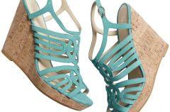 Kolekcja but�w na lato 2012 marki H&M