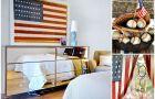 Ameryka�ska flaga - nowy trend