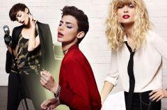 Fryzury glamrock - kobieco i z pazurem