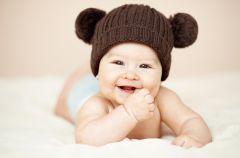 Urocze czapki dla maluch�w