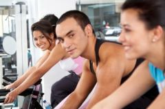 Spinning - trening na rowerach