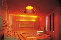Cia�o i dusza w saunie