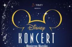 Koncert Magiczna Muzyka Disneya 28 maja w Gdyni!!!