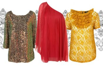 Modne bluzki - Przegl�d jesie�/zima 2010/2011