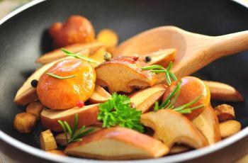 Potrawy z grzyb�w le�nych