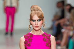 Fryzury z Lisbona Fashion Week 2011