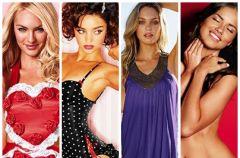 Najpi�kniejsze Anio�ki Victoria Secret