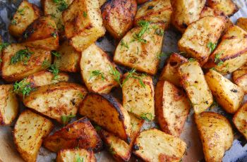 Smaczne dania z ziemniak�w