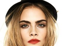 Cara Delevingne w lookbooku Reserved na wiosn� 2013