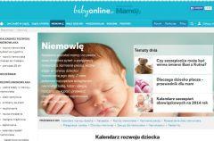 Nowa ods�ona portalu Babyonline.pl