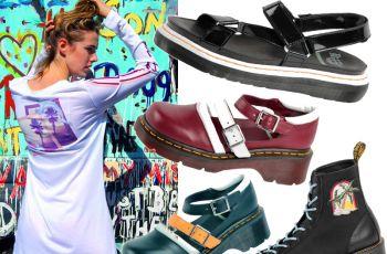 Nowa kolekcja Dr. Martensa zaprojektowana przez top modelk�