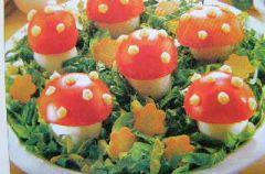 Zdrowe muchomorki