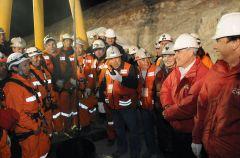Chile �wi�tuje i dzi�kuje za cud