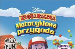 Z�ota R�czka: Motocyklowa przygoda ju� na DVD!