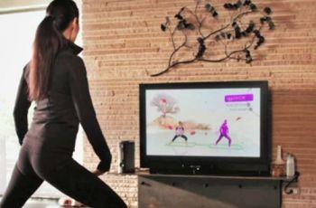 Wirtualny trening kontra si�ownia - gra