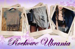 Rockowe ubrania - zr�b to sama!