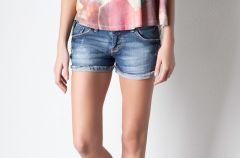 Spodnie i szorty Pull and Bear - wiosna/lato 2012