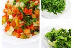 Mro�one warzywa i owoce