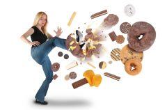 15 trik�w jak je�� mniej cukru