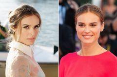 Kasia Smutniak - dawniej modelka, dzi� aktorka