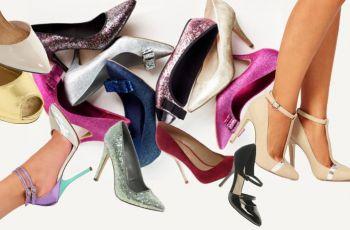 �liczne buty na sylwestra, karnawa� i studni�wk�!