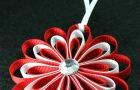 Ozdoby choinkowe r�cznie robione - �wi�ta 2012